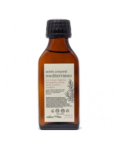 Aceite corporal...
