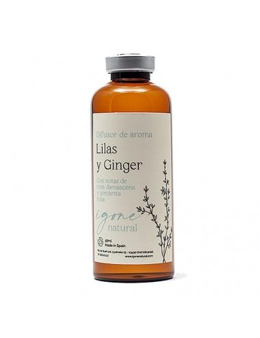 Difusor de aroma de Lilas y...